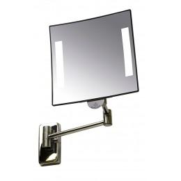 Гостиничное зеркало JVD 866768 Galaxy с LED подсветкой