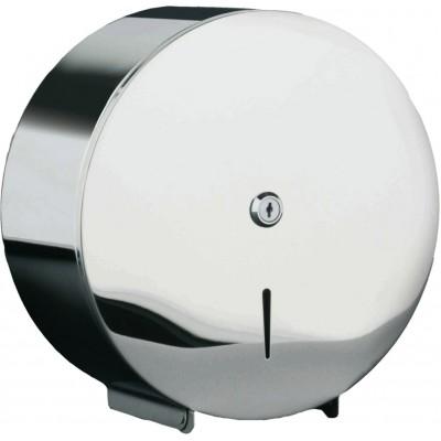 Держатель для туалетной бумаги джамбо JVD 899626 Inox