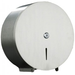 Держатель для туалетной бумаги джамбо JVD 899627 Inox