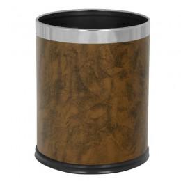 Корзина круглая JVD 8991088 открытая для мусора, объём 10 л