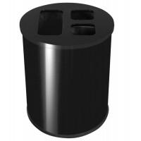Корзина 40 л для сортировки мусора JVD 8991080