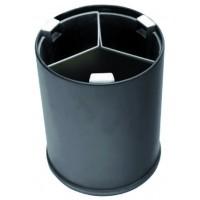 Корзина 13 л для сортировки мусора JVD 899881