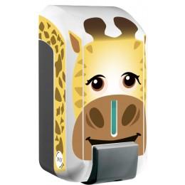Наливной дозатор для жидкого мыла JVD 844479KIDS Cleanline Gel, детская серия