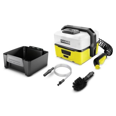 Мобильная мойка KÄRCHER OC 3 ADVENTURE BOX низкого давления для очистки инвентаря