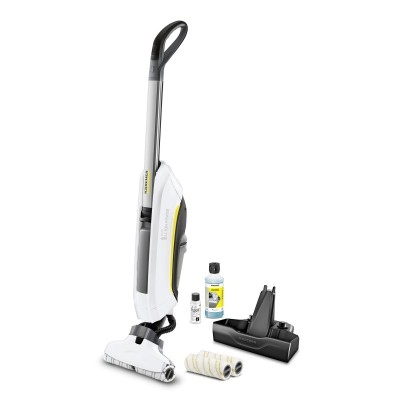 Аккумуляторная поломойная машина Kärcher FC 5 Cordless Premium