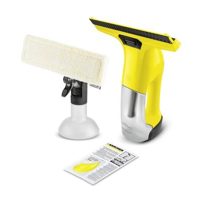 Аккумуляторный стеклоочиститель (оконный пылесос) Kärcher WV 6 Plus