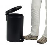 Ведро для мусора с педалью KELA 10931 Kilian 12 л