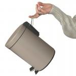 Ведро для мусора с педалью KELA 20526 Monaco 3 л