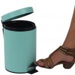 Ведро для мусора с педалью KELA 22730 Mint 3 л