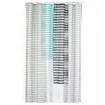 Шторка для ванной KELA Lamita 180x200 см