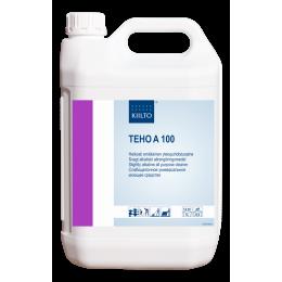 Слабощелочное универсальное чистящее средство KIILTO TEHO A 100 205120 5 литров