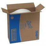 Диспенсер для туалетной бумаги Scott® Control™, Kimberly-Clark код 7046 + Туалетная бумага 6 рулонов Scott® Control™ с центральной подачей, код 8569