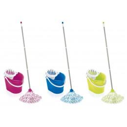 Комплект для уборки Leifheit 52078 Classic Mop Color