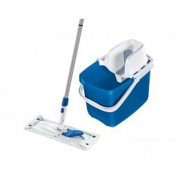 Комплект для уборки Leifheit 52085 Combi Clean M синий