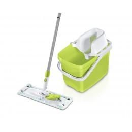 Комплект для уборки Leifheit 52086 Combi Clean M салатовый
