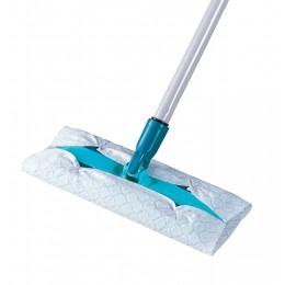 Швабра Leifheit 56640 Clean and Away с резьбовым креплением насадки