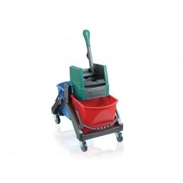 Тележка для влажной уборки Leifheit 59101 Duo