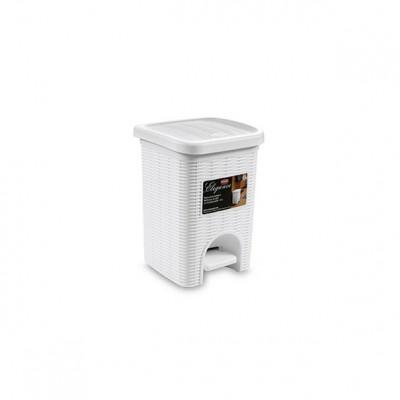 Корзина для мусора Stefanplast 30100 Elegance cm 20,5x20,5x28h