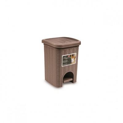 Корзина для мусора Stefanplast 30101 Elegance cm 20,5x20,5x28h