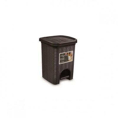 Корзина для мусора Stefanplast 30102 Elegance cm 20,5x20,5x28h
