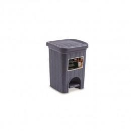 Корзина для мусора Stefanplast 30118 Elegance 20,5x20,5x28h см