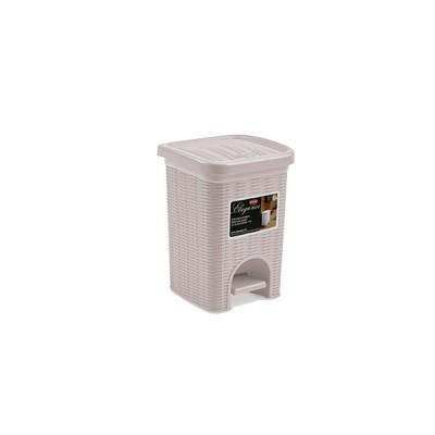 Корзина для мусора Stefanplast 30127 Elegance 20,5x20,5x28h см
