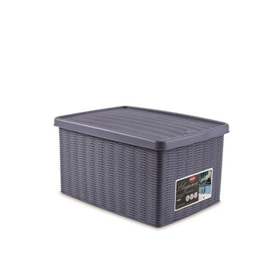 Контейнер для хранения Stefanplast ELEGANCE 39х29х21 см