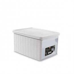 Контейнер для хранения Stefanplast ELEGANCE 39х29х21 см с фронтальным доступом