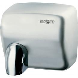 Сушилка для рук Nofer 01101.S CYCLON 2450 W матовая