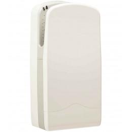 Белая сушилка для рук Nofer V-JET Triblade 1760 W 01305.W