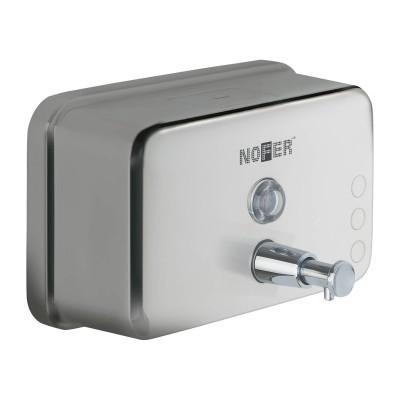 Дозатор для мыла Nofer 03042.B глянцевый