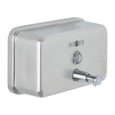 Дозатор для мыла Nofer 03042.S матовый