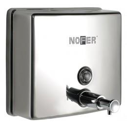 Дозатор для жидкого мыла Nofer 03004.B антивандальный глянцевый