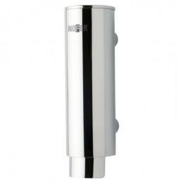 Настенный глянцевый диспенсер для мыла Nofer 03024.В