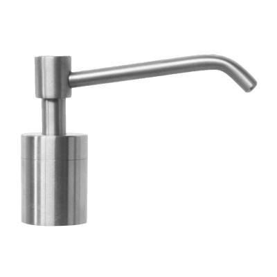 Дозатор мыла в раковину нажимной Nofer 03102.S