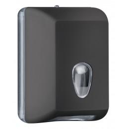 Держатель для листовой туалетной бумаги NOFER 04030.BK