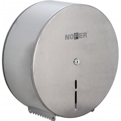 Диспенсер для туалетной бумаги Nofer 05001.S из стали матовый