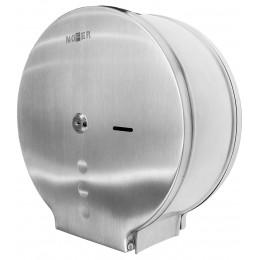 Диспенсер для туалетной бумаги Nofer 05006.S из нержавеющей стали матовый