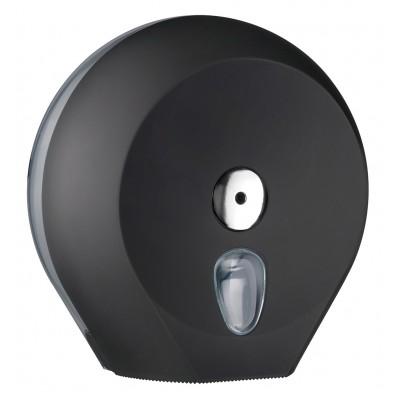 Диспенсер для туалетной бумаги Nofer Black 05010.BK