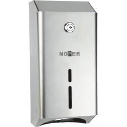 Держатель для листовой туалетной бумаги NOFER 05107.S