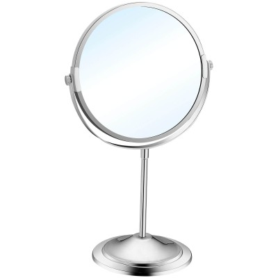 Зеркало настольное NOFER 08004.B двустороннее