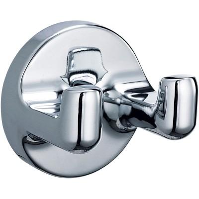 Двойной крючок для ванной Nofer 16419.B Hotel