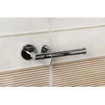 Вертикальный держатель для туалетной бумаги Nofer SIENA 16350.В