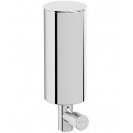 Дозатор для мыла inox Nofer SANTORINI 03046.B