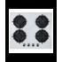 Поверхность газовая на стекле Perfelli HGG 61043 WH