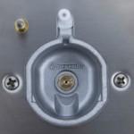 Поверхность газовая на металле Perfelli HGM 6430 INOX SLIM LINE