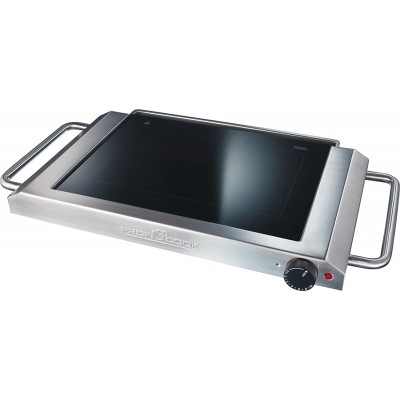 Настольный гриль ProfiCook PC-TG 1017 из нержавеющей стали