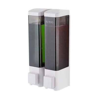 Дозатор для жидкого мыла RIXO SW011W Lungo