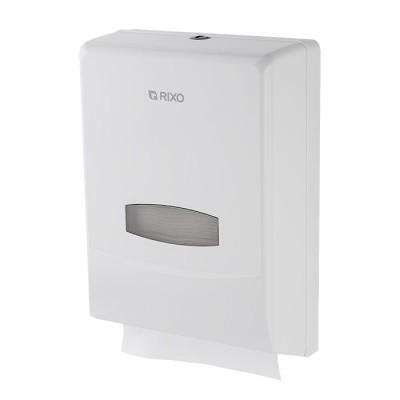 Диспенсер для бумажных полотенец RIXO P135W Grande