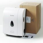 Диспенсер для бумажных полотенец полуавтоматический RIXO P088W Maggio